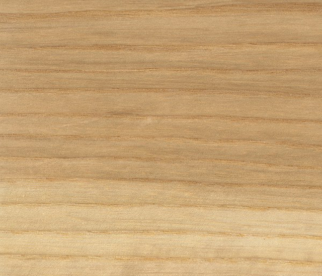 ash lumber with simple clear finish