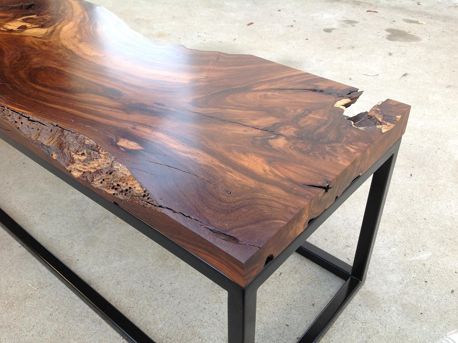 Live edge And Dimensional Hardwood Slabs